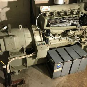 Generator / GenSet / Stromaggregat