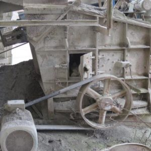 Brechanlage / Crusher