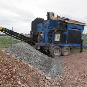 BEYER KB700 Jaw Crusher Backenbrecher 2001